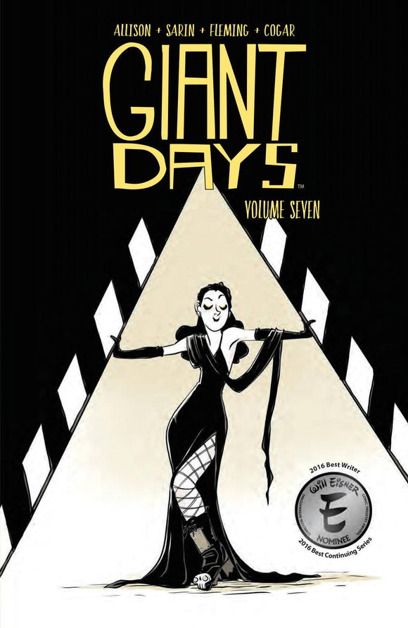 Giant Days Vol 07 TPB