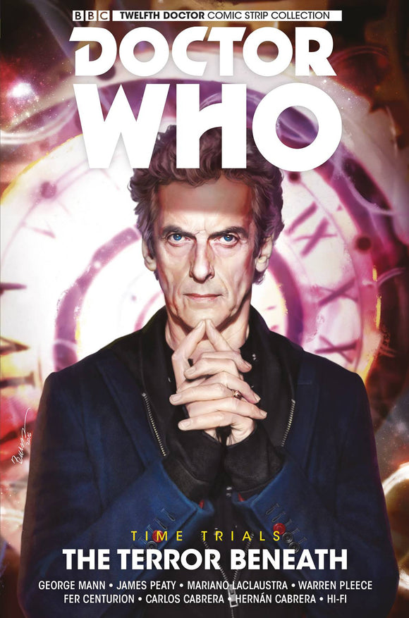 Doctor Who: The 12th Doctor Vol 01: Time Trials-The Terror Beneath TPB