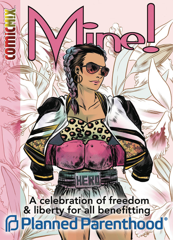 Mine: A Celebration of Liberty and Freedom for All GN TPB