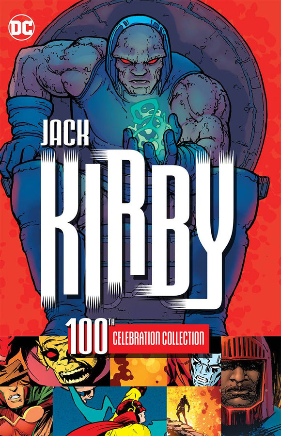 Jack Kirby 100th Celebration Collection TPB