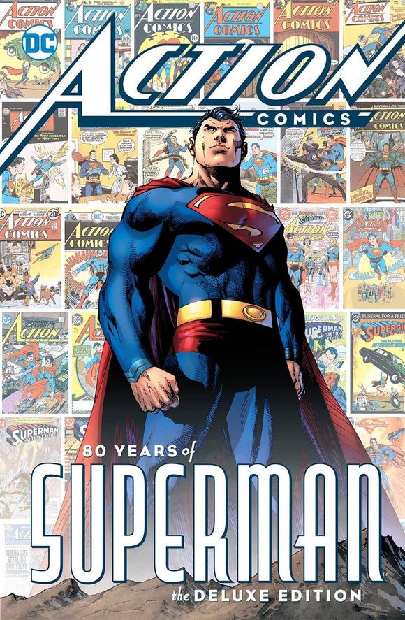 Action Comics: 80 Years of Superman Deluxe Edition HC