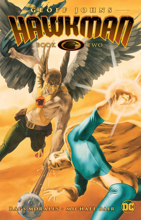 Hawkman by Geoff Johns Vol 02 TPB