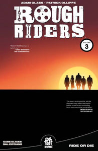 Rough Riders Vol 03: Ride of Die TPB
