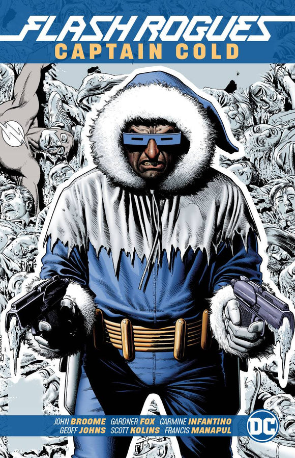 Flash Rogues: Captain Cold TPB