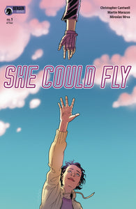She Could Fly (2018) #1