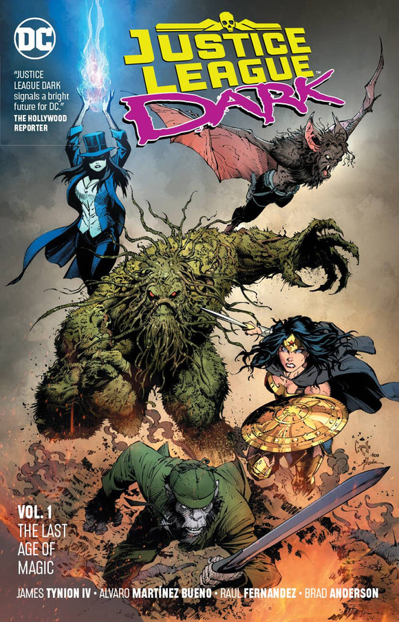 Justice League Dark [Rebirth] Vol 01: The Last Age of Magic TPB