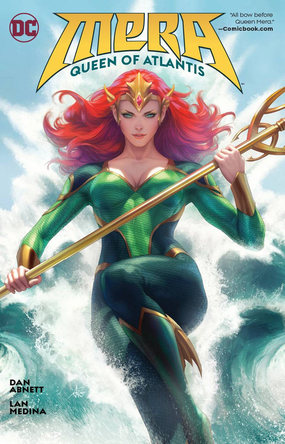 Mera: Queen of Atlantis TPB