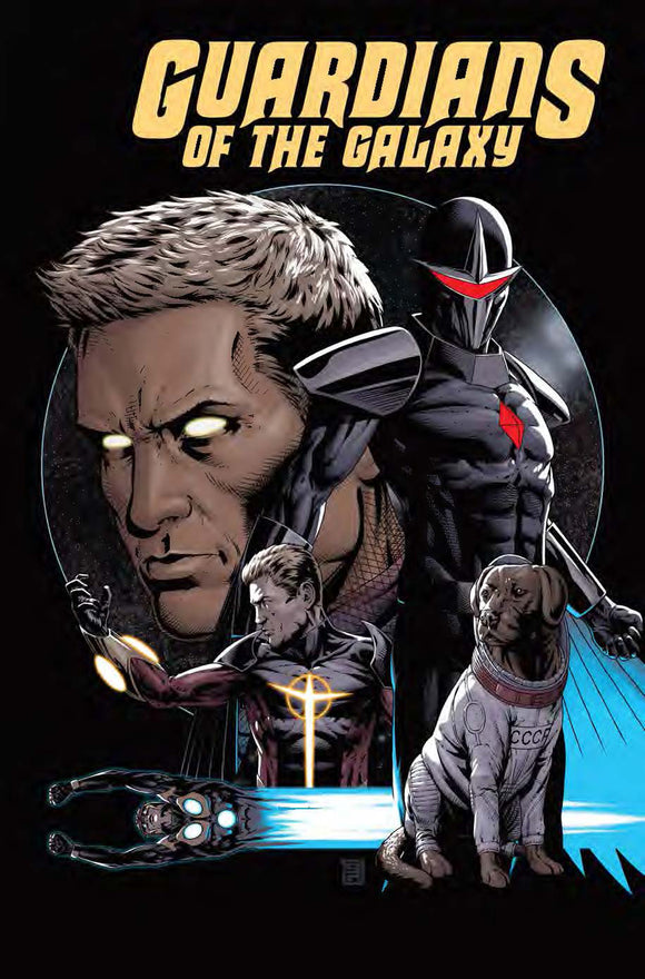 Guardians of the Galaxy (2019) Annual #1 John Tyler Christopher Variant