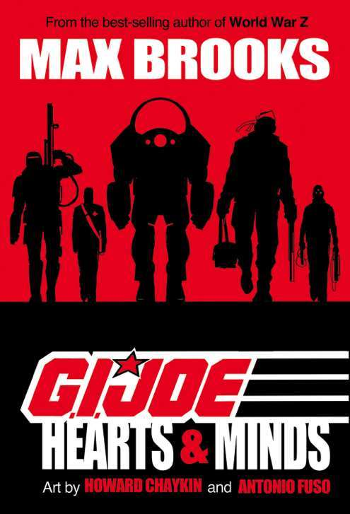 G.I. Joe: Hearts and Minds TPB
