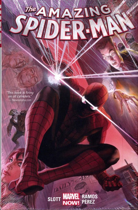 Amazing Spider-Man Vol 01 HC