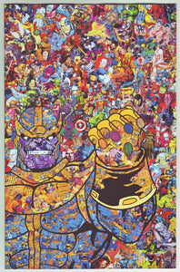 Marvel Comics (2019) #1001 Mr. Garcin Virgin Variant