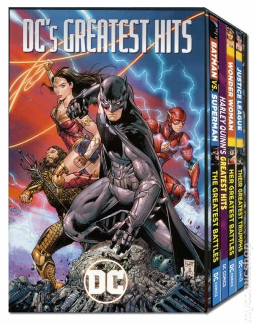 DC's Greatest Hits TPB Box Set