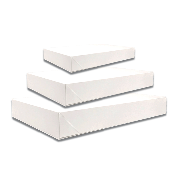 10 Count White Assorted Boxes