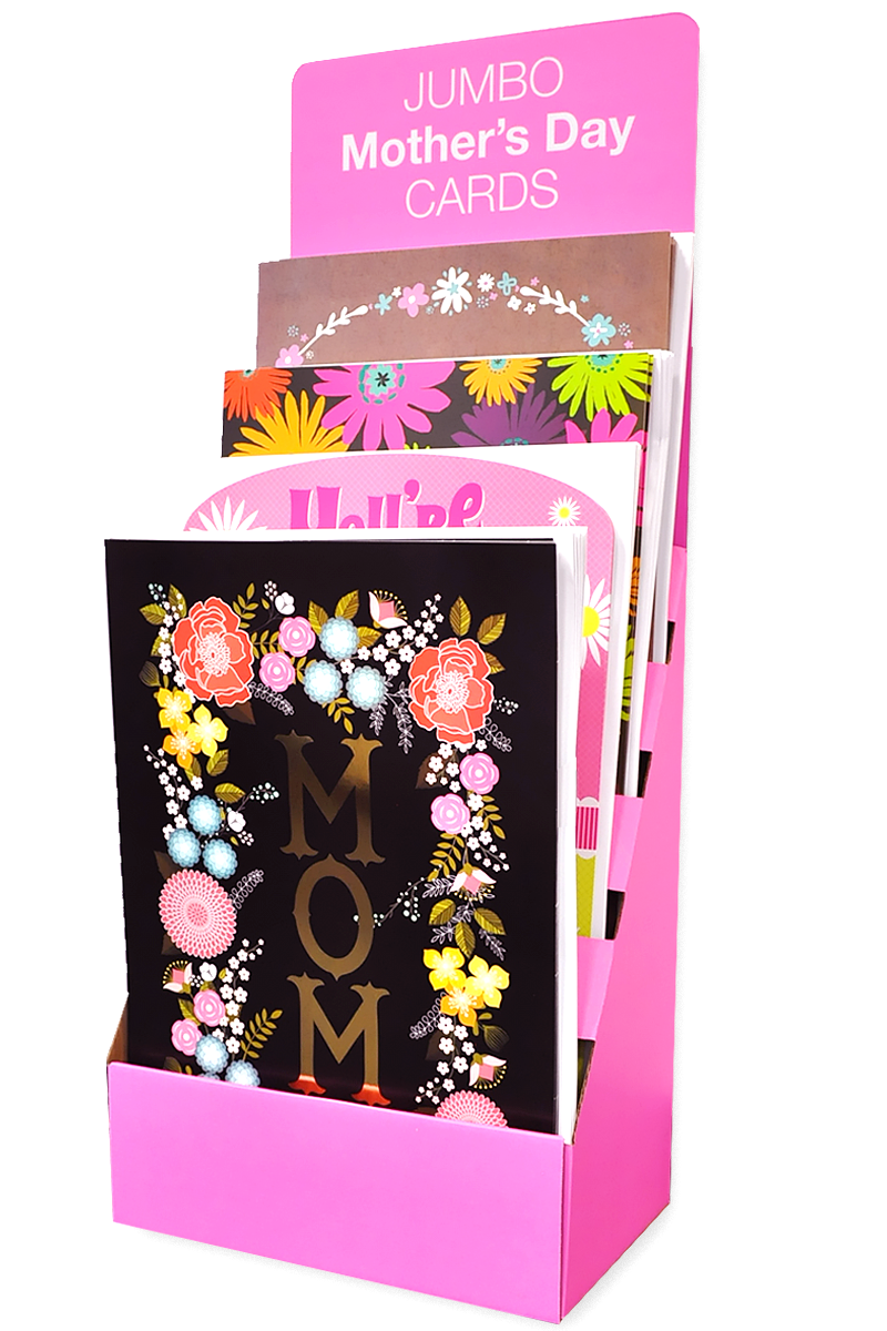 Jumbo mothers day cards ps greetings inc jumbo mothers day cards m4hsunfo