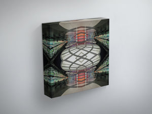 Canvas Print: The Gate Mandala