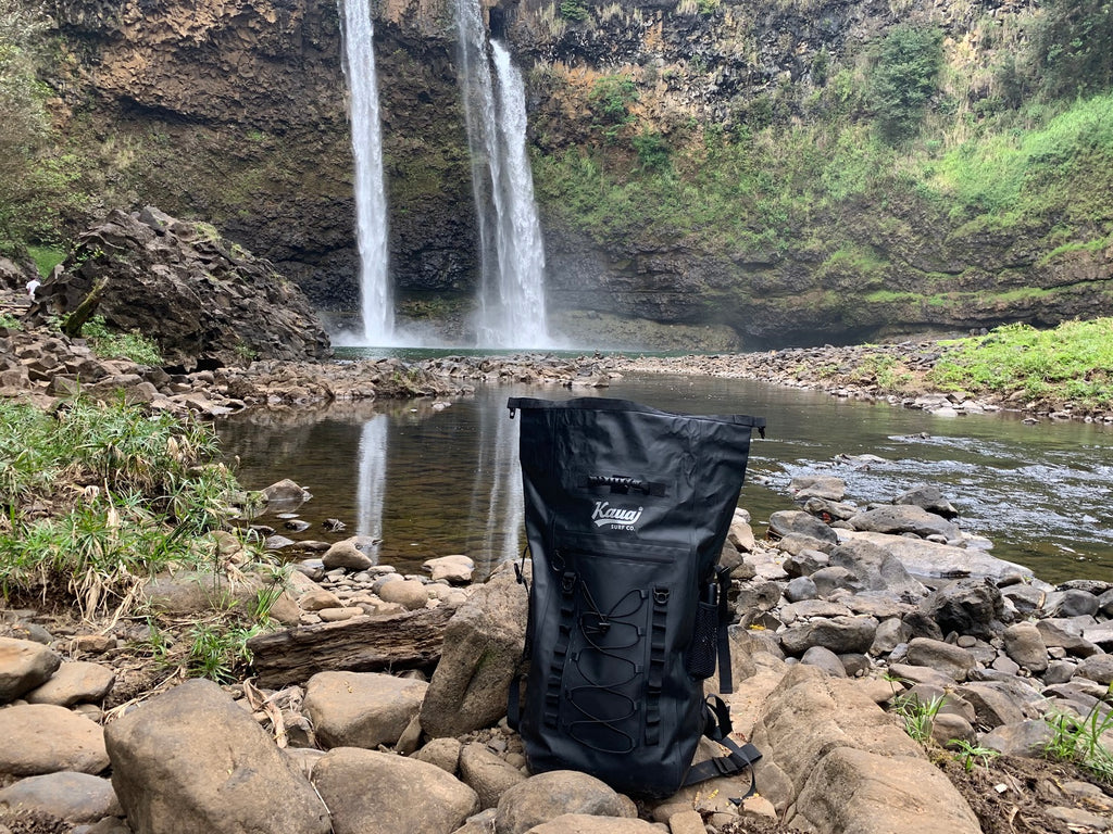 Lookbook: 40L Kalalau Series Waterproof Backpack