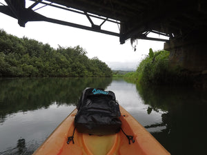 Exploring the Hanalei River