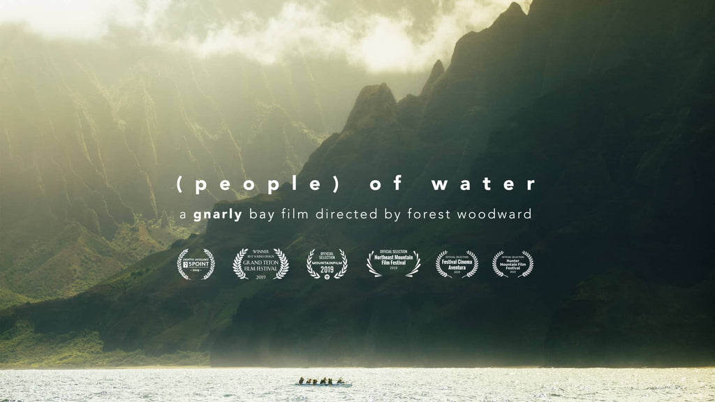 Kauai Featured in (People) of Water Film