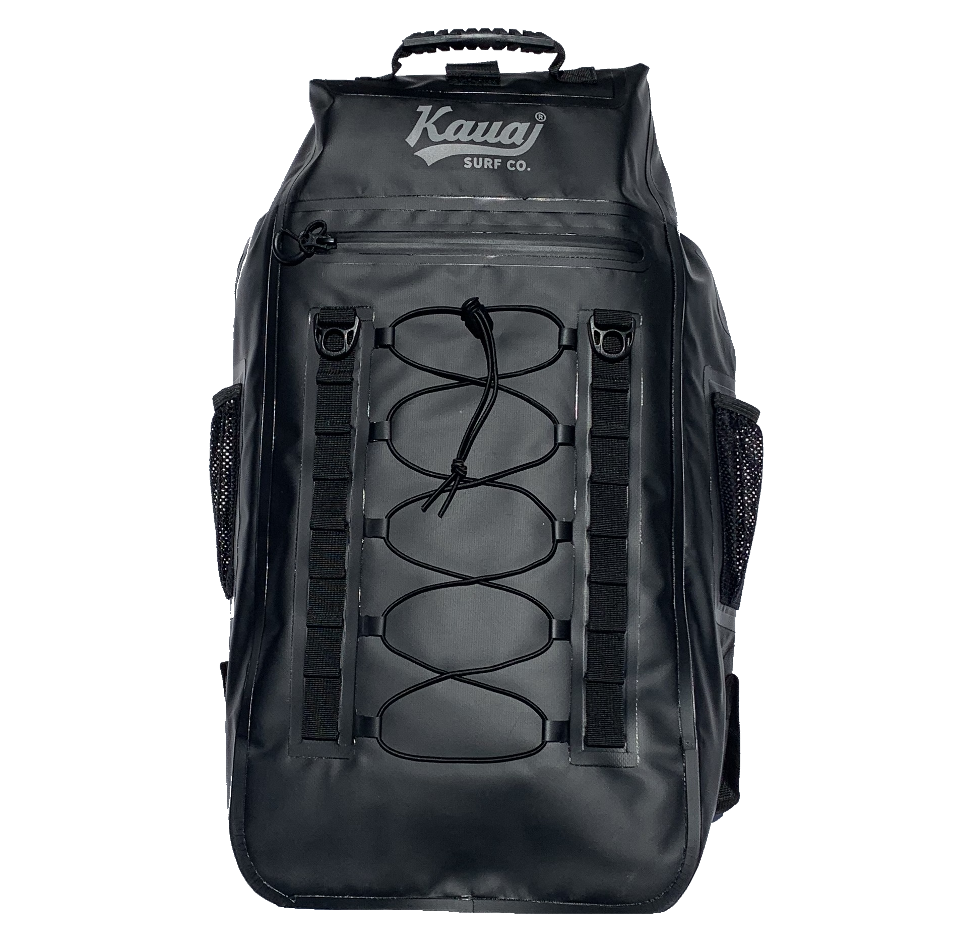 40L Waterproof Backpack Black