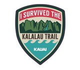 Kalalau Trail Sticker
