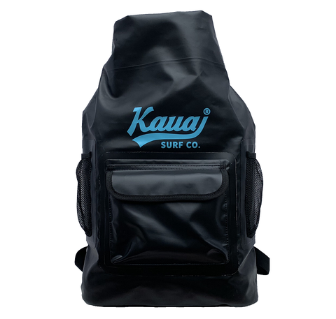 20L Waterproof Backpack Black