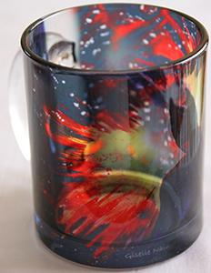Chizzel'd Designs: Batman Glass Mug - LoG-Marketplace