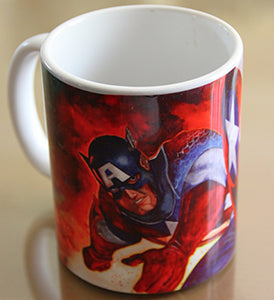 Chizzel'd Designs: Captain America - LoG-Marketplace