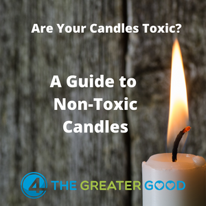 Are Candles Toxic? A Guide To Non Toxic Candles