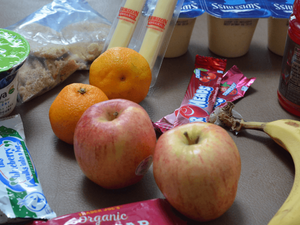 Minimize Waste For School Lunches