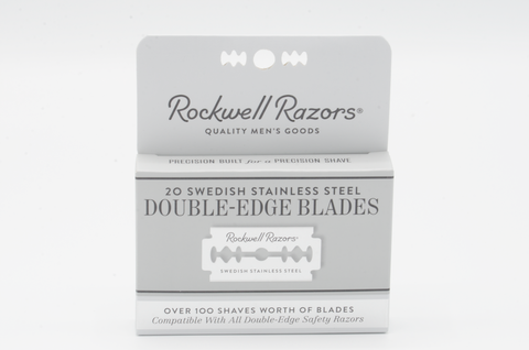Safety razor replacement blades