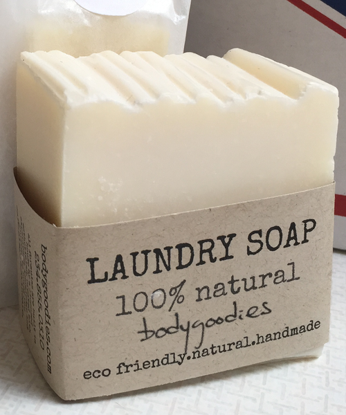 All-natural laundry soap - 4 The Greater Good