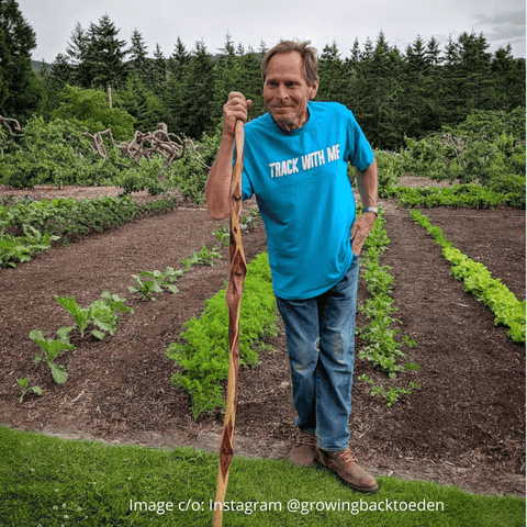 Grow Your Own Food- Inspiring Gardener Paul Gautschi