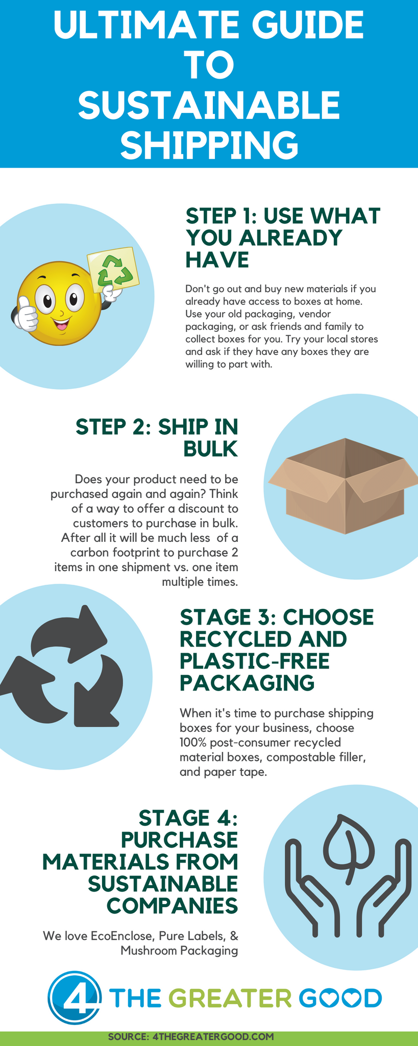 Ultimate Guide to Sustainable Shipping