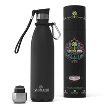 Greens Steel Stainless Water Bottles - Double Wall Insulated