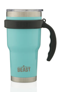 Accessorize your Greens Steel Stainless Steel Tumbler with a handle