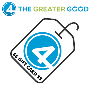 4 The Greater Good Gift Card
