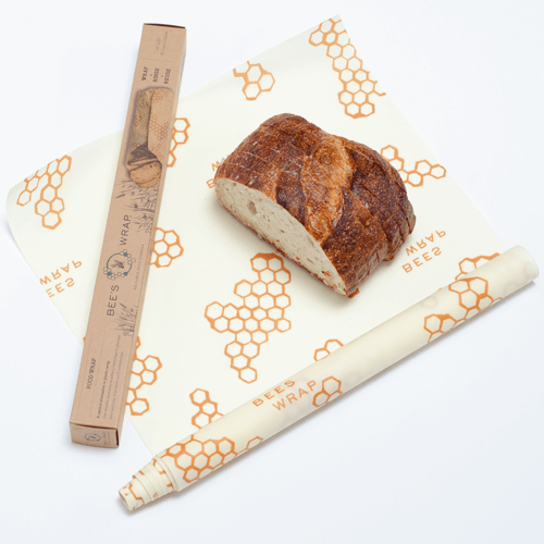 Bees Wrap Reusable Food Storage- Bees Wrap Roll - Custom Sizing