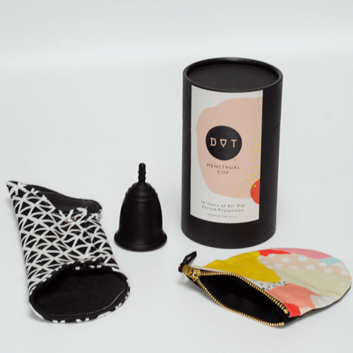 Dot Menstrual Cup - Zero Waste Period Kit