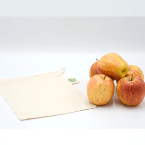 Reusable Produce Bags - 100% Organic Cotton