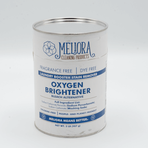Meliora Oxygen Brightener for Laundry