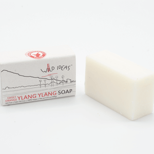 Palm Oil Free Bar Soap - Wild Ideas - Ylang Ylang