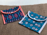 Reusable Cotton Snack Bags