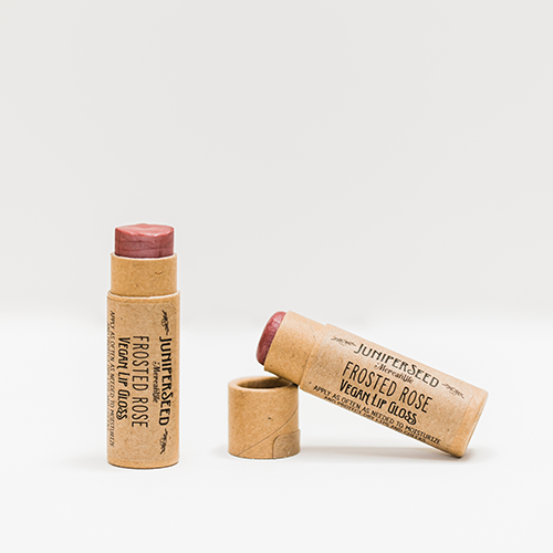 Vegan Lip Gloss - Made in USA - Zero Waste Lip Gloss