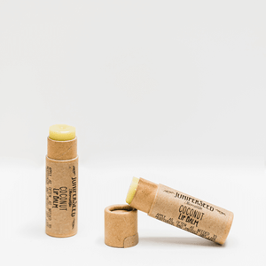 Zero Waste Lip Balm - Coconut Lip Balm