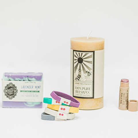 Eco Friendly Teacher Gifts - Self Care Kit