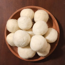3 Pack Wool Dryer Balls Made in the U.S.A.