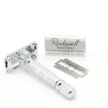 Rockwell Safety Razor For Women Includes 5 Blades