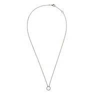 Olivia Necklace silver