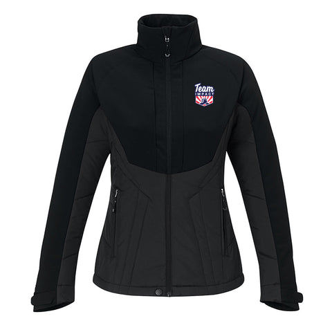 Ladies' Full Zip Insulated Jacket