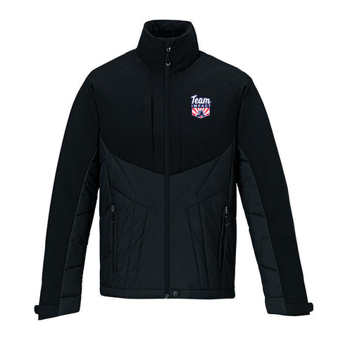 Men's Full Zip Insulated Jacket